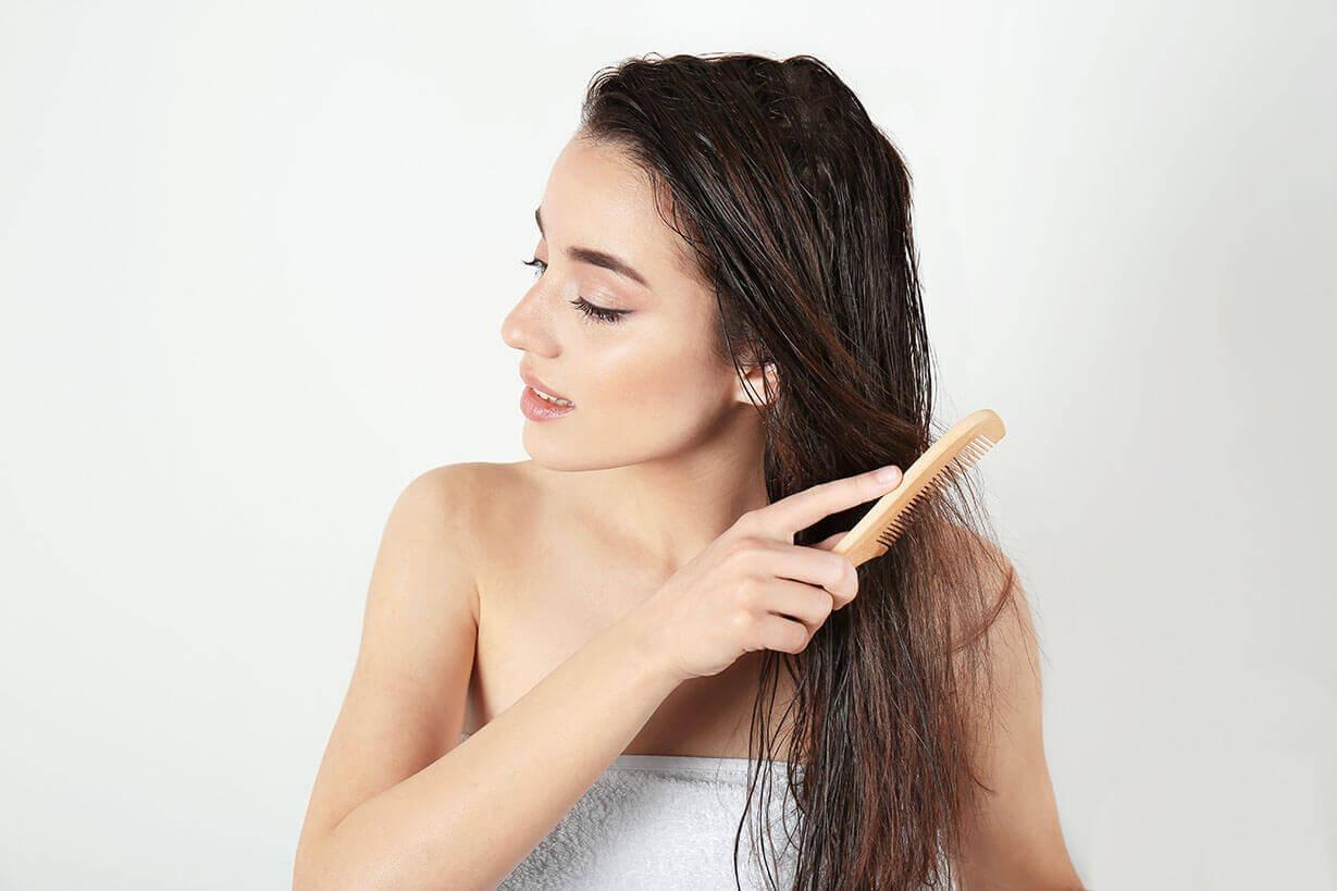 Ab haare stehen Haare brechen